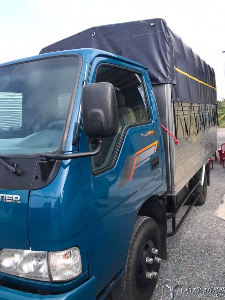 Rao bán xe Kia K165 đời 2017 thùng mui bạt với giá chỉ 310 triệu