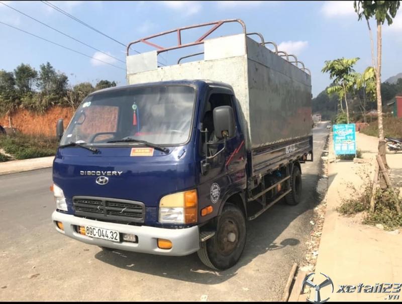 Cần bán xe Hyundai HD65 2,5 tấn sản xuất 2005 thùng mui bạt