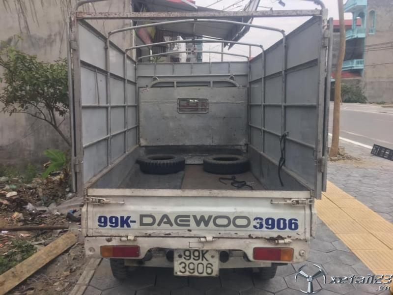 Bán gấp xe Daewoo Labo 5 tạ đời 2000 thùng mui bạt giá siêu rẻ chỉ 38 triệu