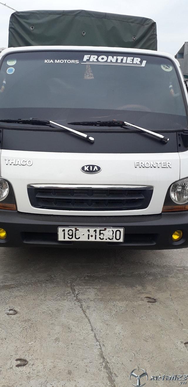 Cần bán xe Kia K2700II đời 2010 thùng mui bạt