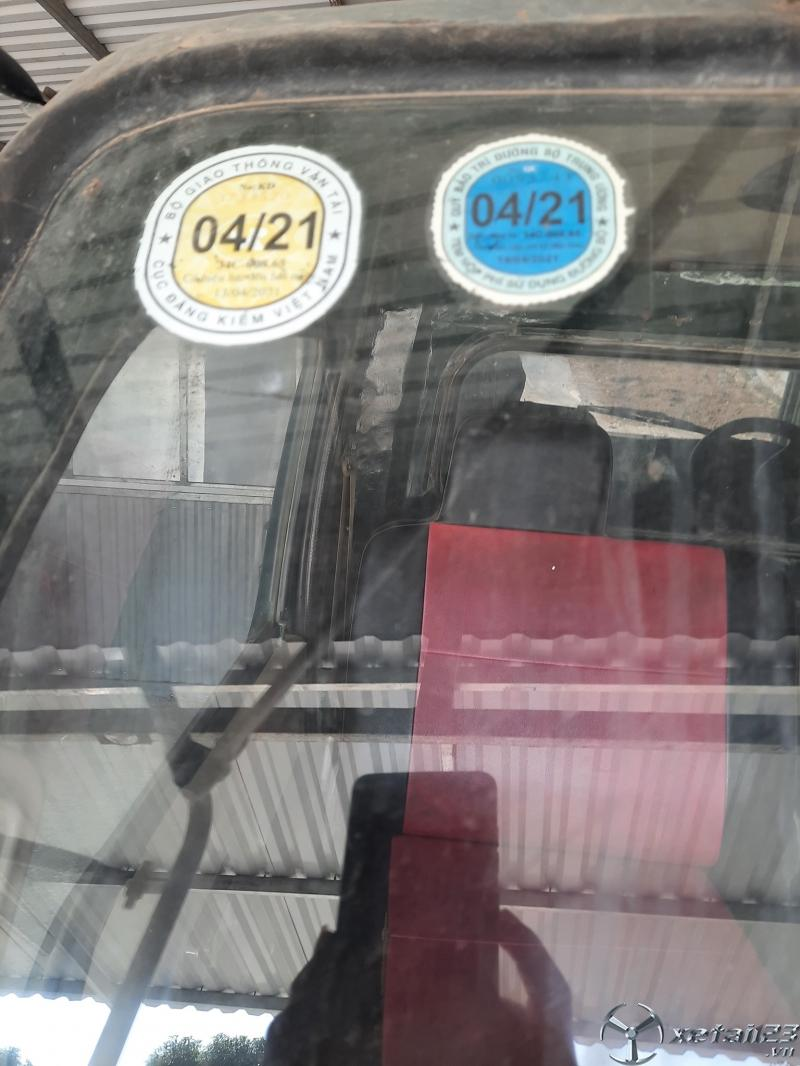 Cần bán xe ben Hoa Mai 990Kg sản xuất 2011