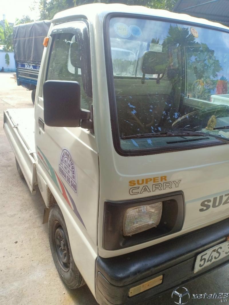 Bán gấp xe tải Suzuki đời 2002 giá tốt nhất