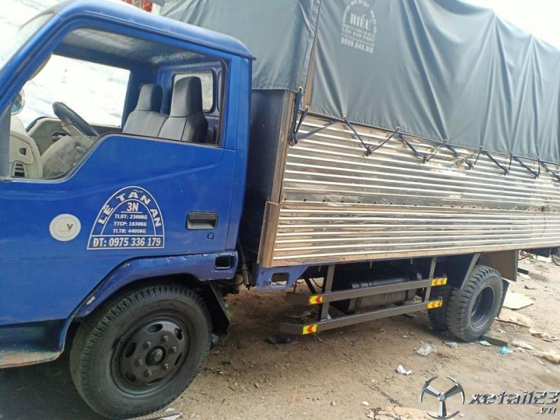 Bán xe Vinaxuki 1,85 tấn đời 2008 thùng mui bạt