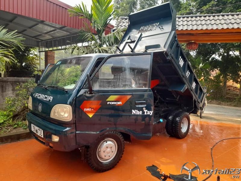 Bán gấp xe Forcia 990Kg đời 2010 giá tốt nhất