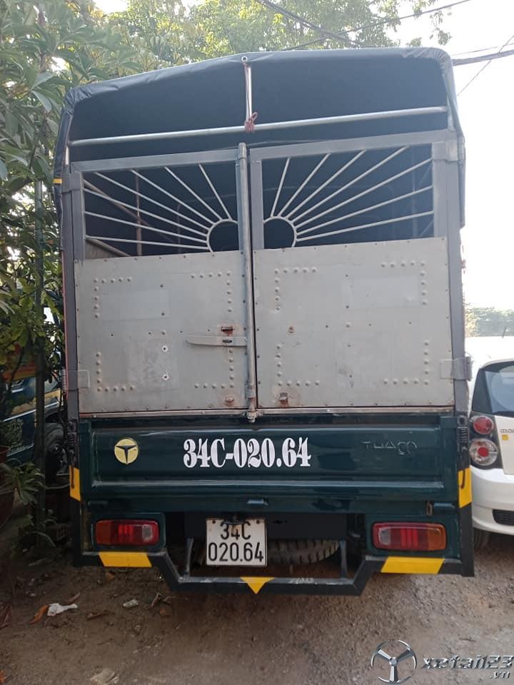Bán xe Kia K3000S đời 2012 thùng mui bạt với giá chỉ 235 triệu