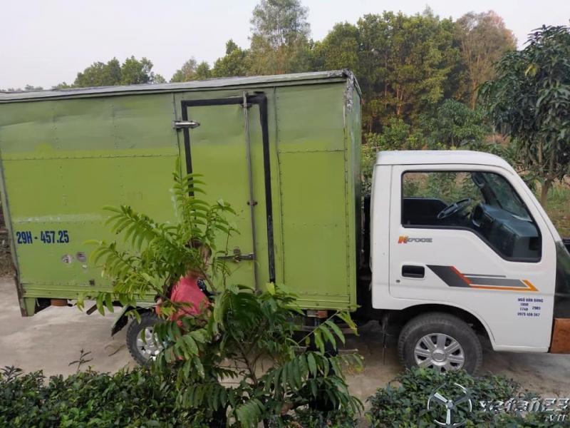 Rao bán xe Kia K2700II đời 2009 thùng kín giá siêu rẻ , sẵn xe giao ngay