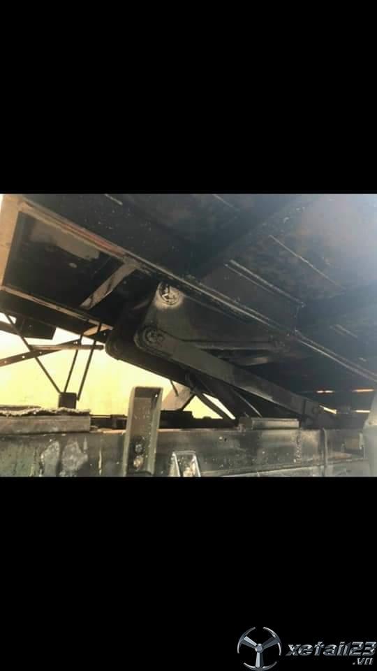 Cần thanh lý gấp xe ben Cửu Long 2,2 tấn , hai cầu đời 2009