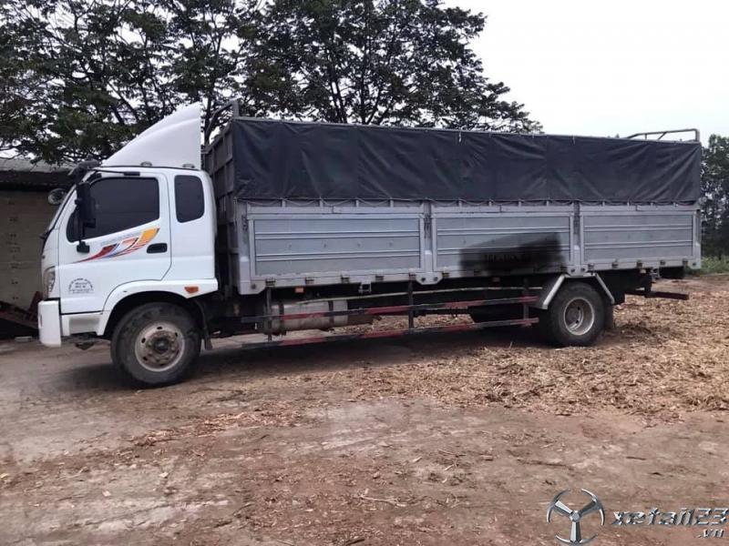 Bán xe Thaco Ollin sản xuất năm  2016 thùng mui bạt