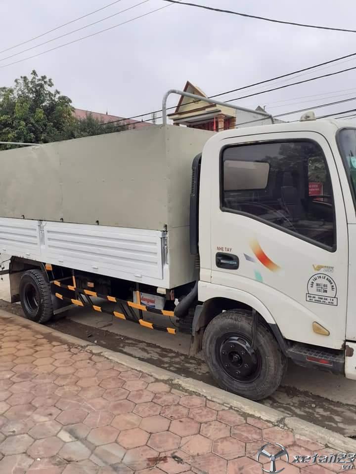 Rao bán xe Veam 2,49 tấn đời 2015 thùng mui bạt giá siêu rẻ chỉ 170 triệu