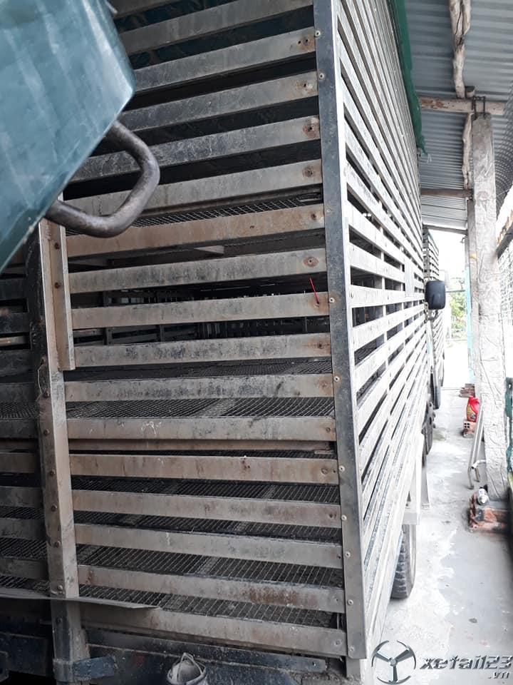 Bán xe chở gia cầm Kia 1,25 tấn sản xuất năm 2011