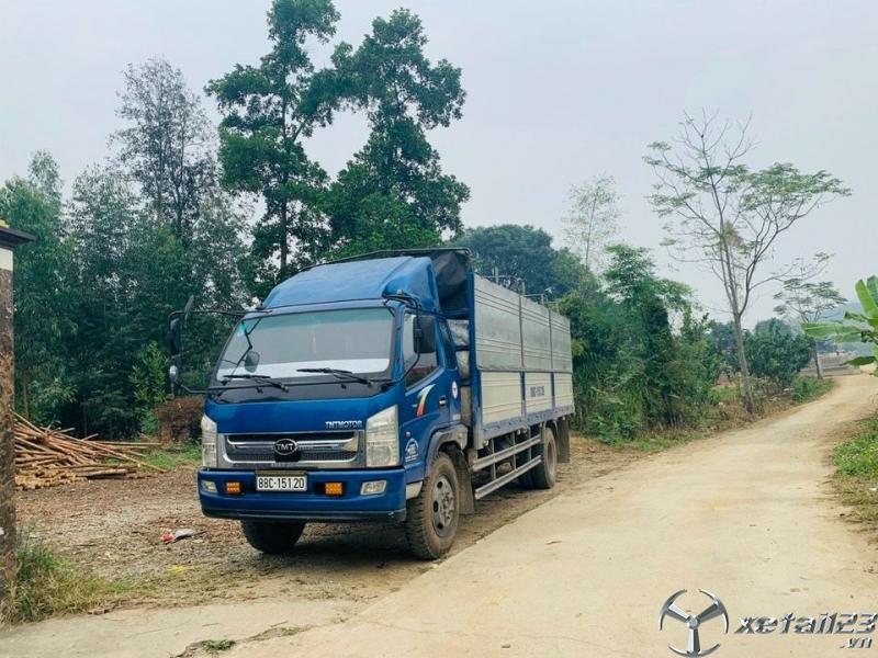 Rao bán xe TMT 7 tấn đời 2016 thùng mui bạt với giá chỉ 330 triệu