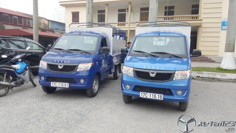 Xe tải KENBO tại Thái Bình
