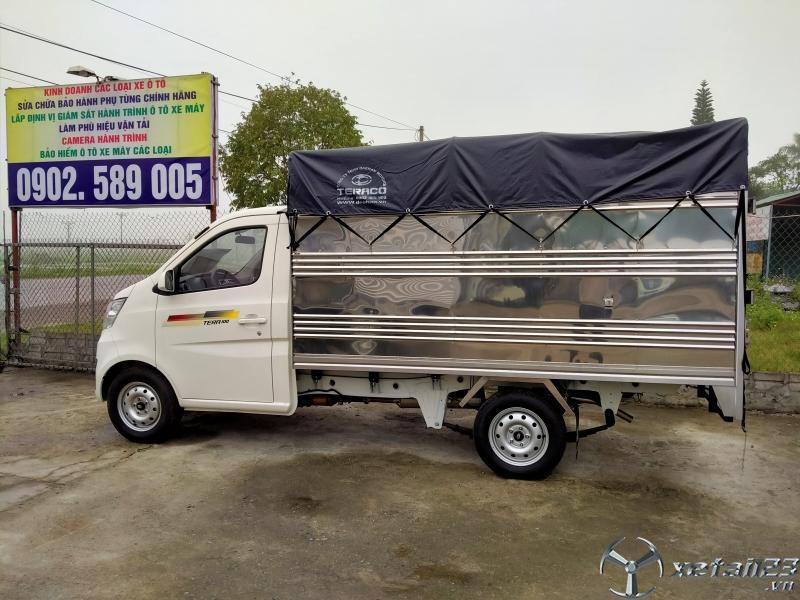 Xe tải teraco 9 tạ tại Thái Bình