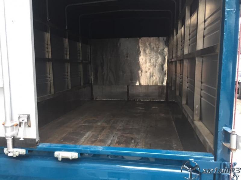 Rao bán xe Kia Frontier 2,4 tấn sản xuất năm 2015 thùng mui bạt