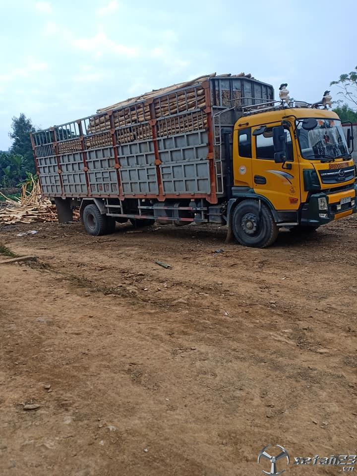 Bán Cửu Long 9,3 tấn đời 2014 , đăng kí năm 2015 thùng mui bạt