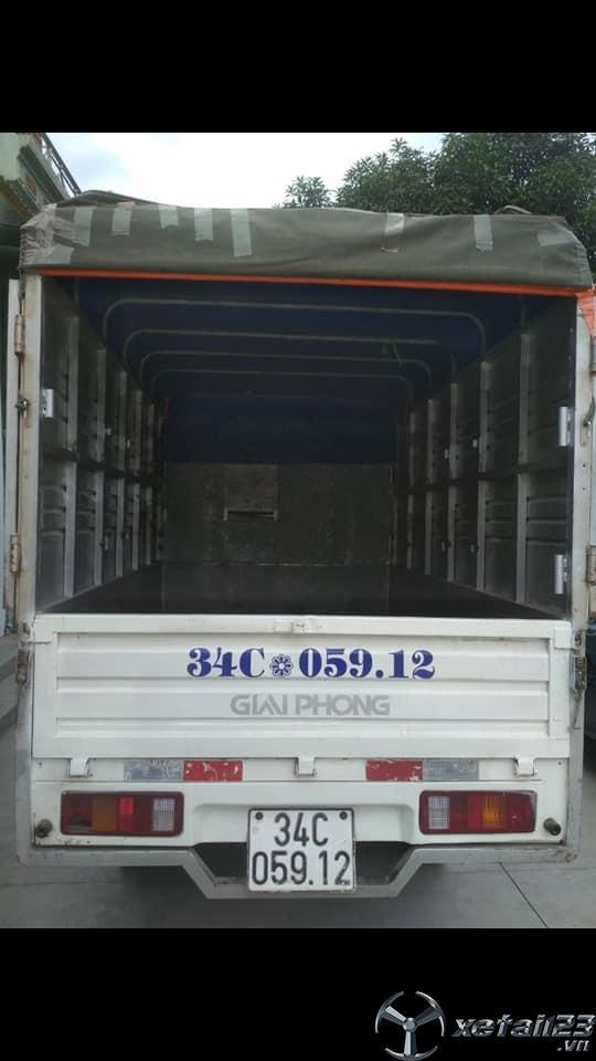 Cần bán xe Giải Phóng 7 tạ đời 2014 thùng mui bạt giá chỉ 66 triệu