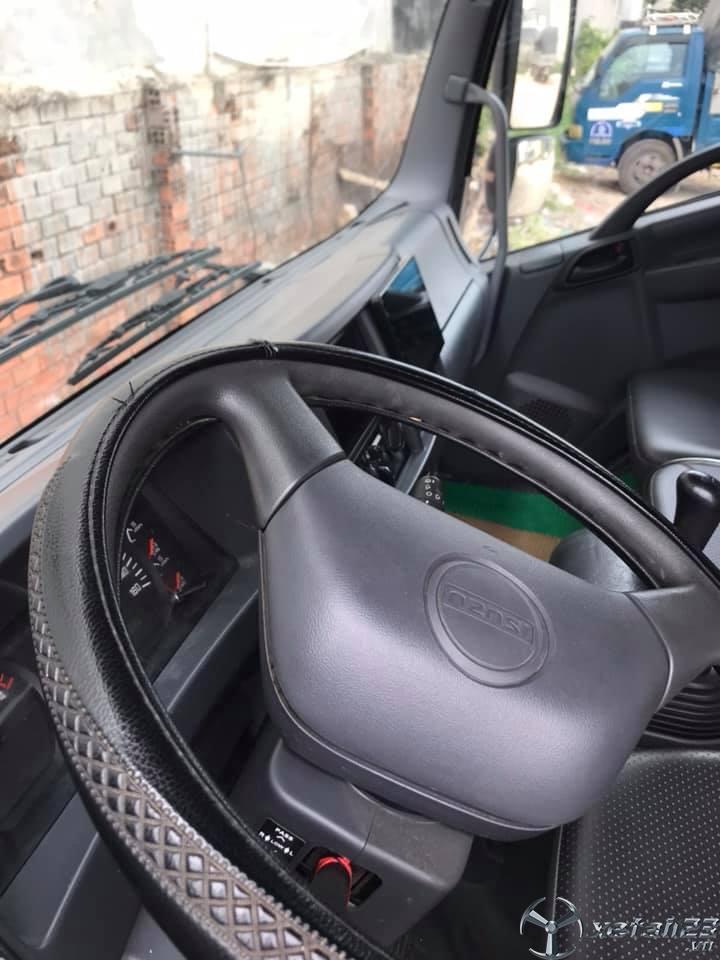 Xe Isuzu 6,5 tấn đời 2019 phiên bản thùng kín cần bán giá tốt nhất