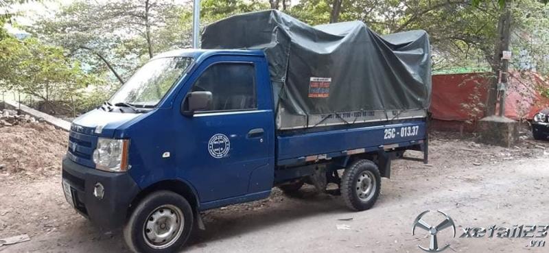 Bán xe Dongben 7 tạ đời 2014 thùng mui bạt với giá chỉ 82 triệu