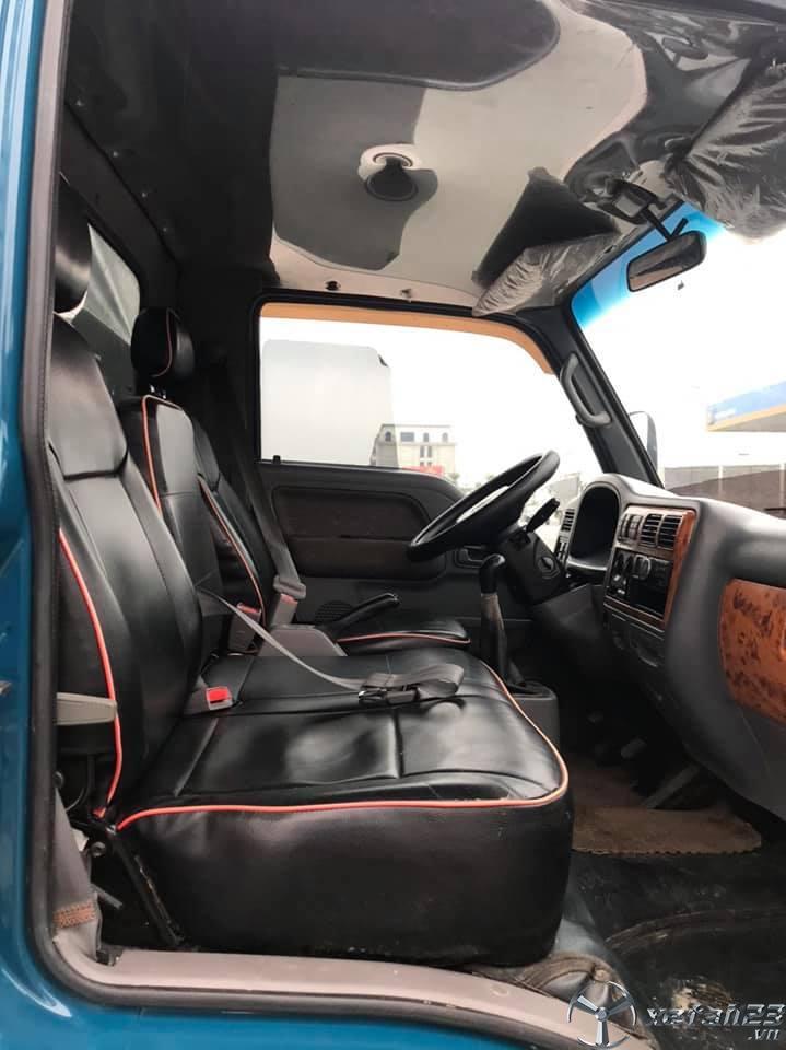 Rao bán xe Kia K165 2,4 tấn sản xuất năm 2016 thùng mui bạt