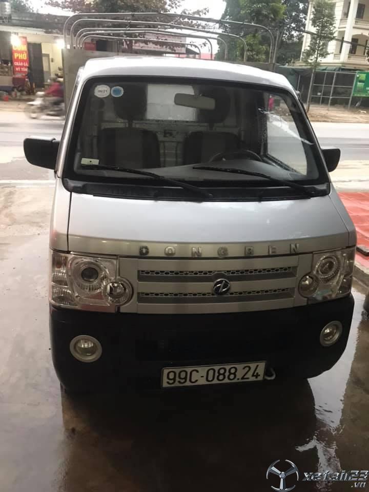 Bán xe Dongben đời 2016 phiên bản thùng mui bạt