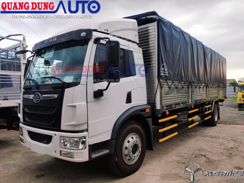 Xe tải 8 tấn giá rẻ, xe tải faw 8-9 tấn thùng dài 8m2 giá rẻ 2020 tại Bình Dương