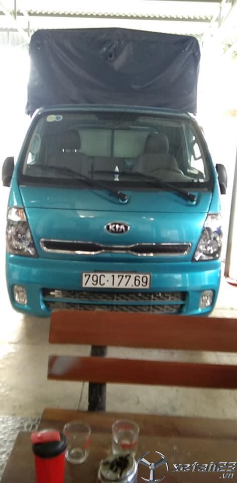 Rao bán xe Kia Frontier K200 1,95 tấn sản xuất năm 2020 thùng mui bạt