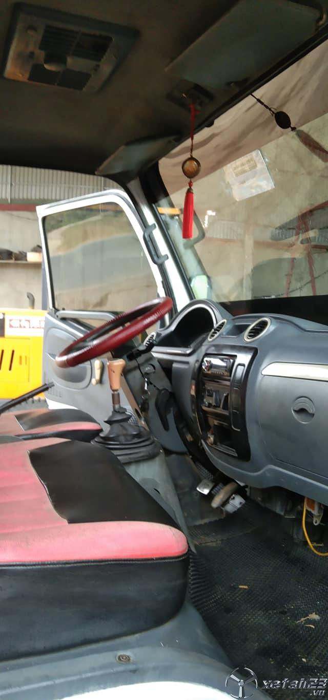 Cần bán xe Trường Giang 1,4 tấn đời 2011 thùng mui bạt