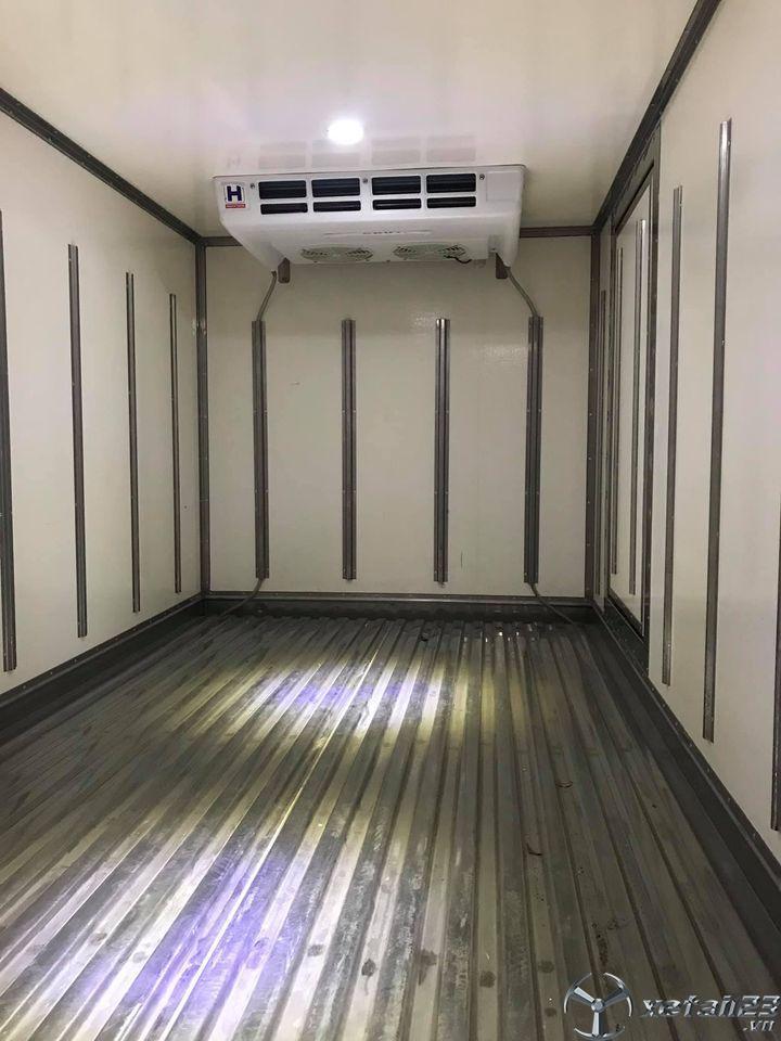 Xe đông lạnh Kia Frontier K200 sx 2020 đã qua sử dụng cần bán giá siêu rẻ chỉ 460 triệu