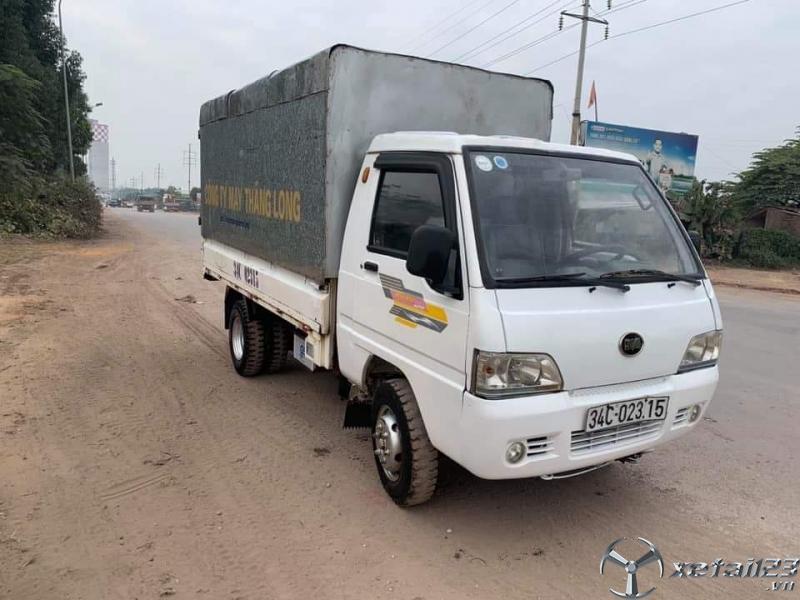 Cần bán xe Hoa Mai 1 tấn sản xuất năm 2011 thùng kín