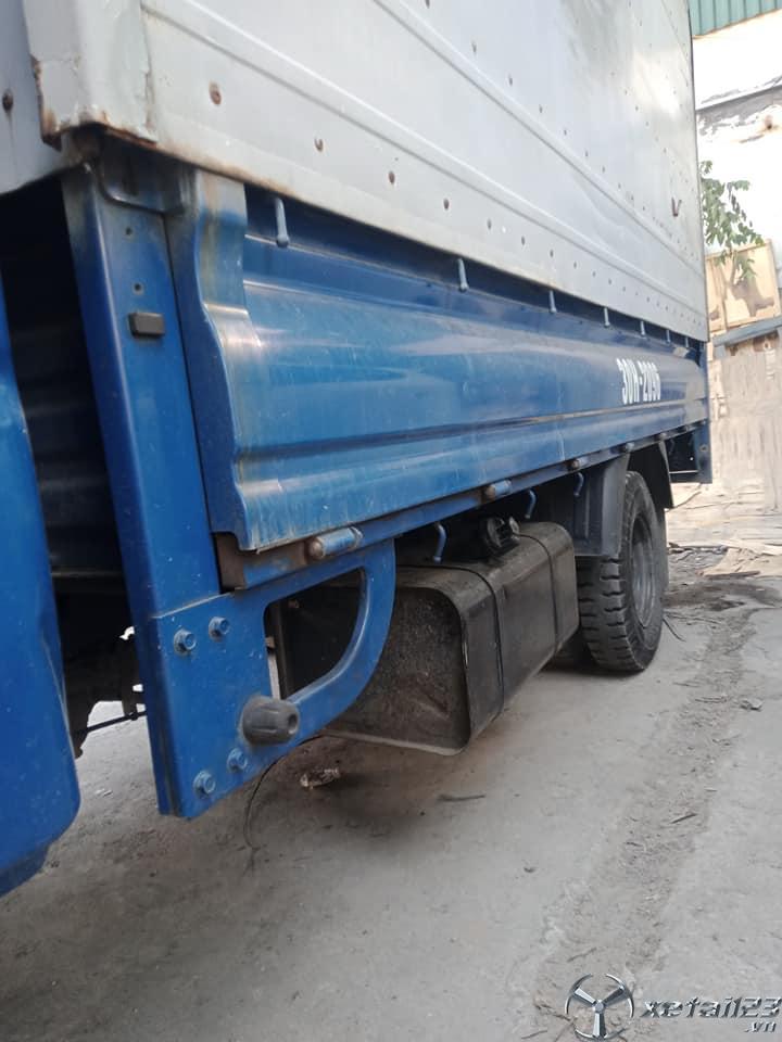 Bán Hyundai Porter H100 1 tấn đời 2008 thùng kín
