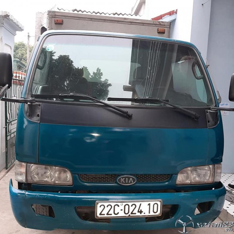 Rao bán xe Kia K3000S 1,2 tấn sản xuất 2011 phiên bản thùng kín với giá 195 triệu