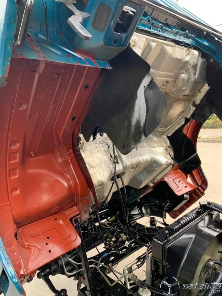 Xe Kia Frontier K140 tải 1,4 tấn sx 2014 thùng mui bạt cần bán với giá chỉ 250 triệu