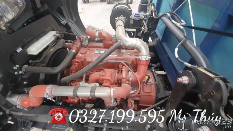 Đại lý xe tải Jac 9T1 thùng bạt 8m3 2021 - hỗ trợ góp 75%