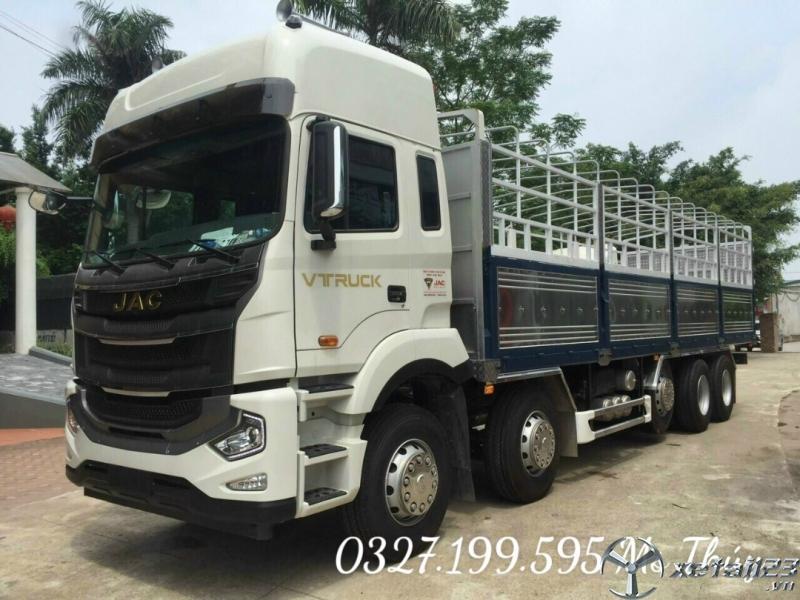 Hỗ trợ trả góp tối đa khi mua xe tải Jac 4 chân 2021