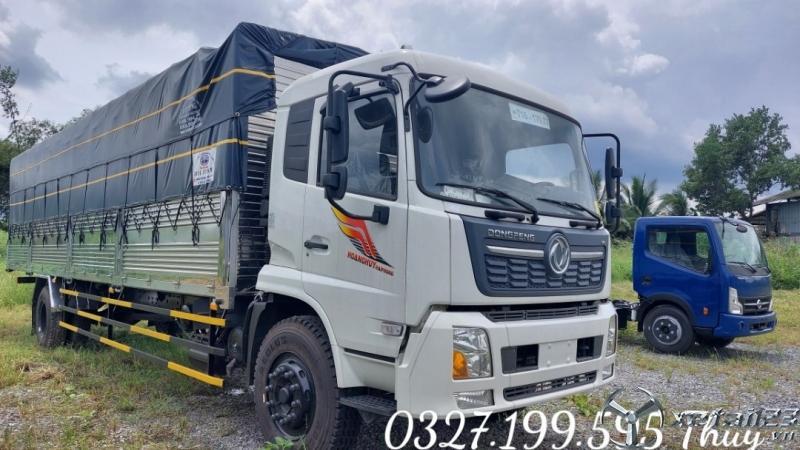 Xe tải Dongfeng Hoàng Huy 8 tấn khuyến mãi lớn cuối năm