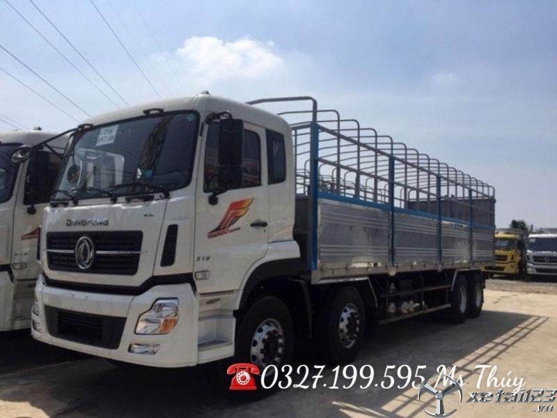 Xe tải Hoàng Huy ga điện 4 chân đời 2021 - hỗ trợ trả góp 80%