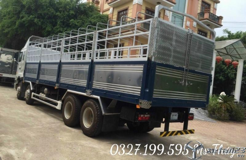 Xe tải JAC 4 CHÂN HỖ TRỢ TRẢ GÓP ĐỒNG NAI