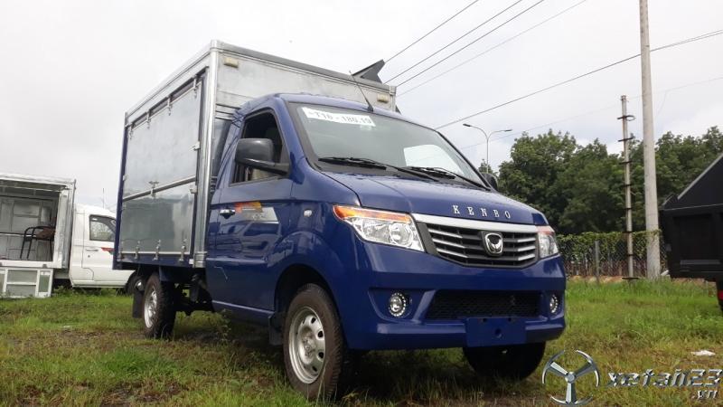 Xe tải SRM thùng bạt 930kg - đại lý xe tải nhẹ ĐỒNG NAI