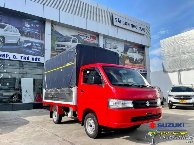 xe tải suzuki nhật bản 990kg giá rẻ nhất miền nam