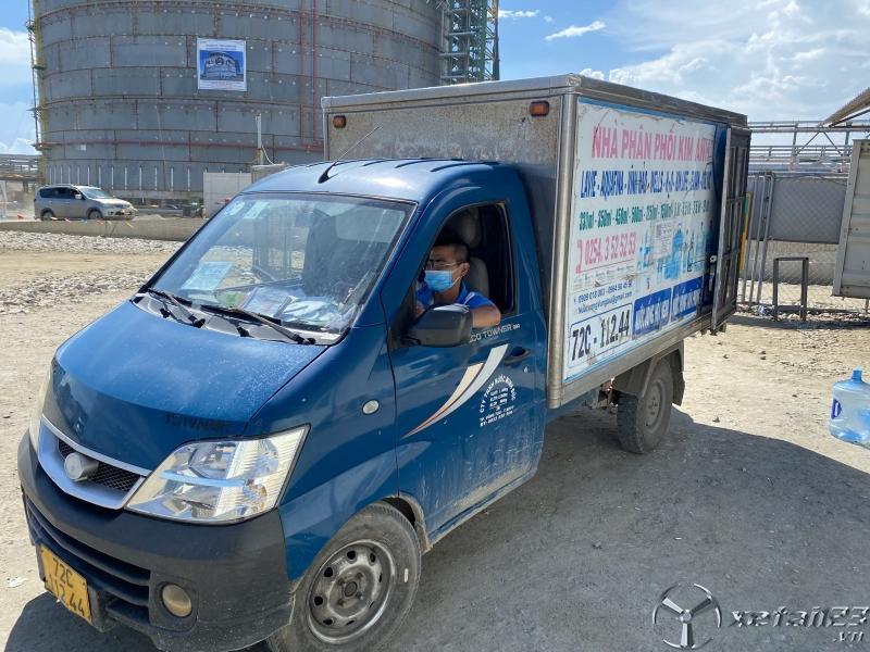Cần bán gấp xe tải nhỏ Thaco Towner 990kg đời 2017