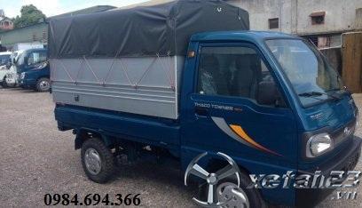 Xe tải nhẹ 5 tạ nâng tải 9 tạ đóng các loại thùng, giá tốt 0984694366