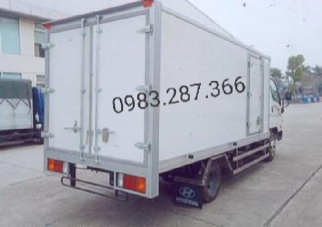 Xe tải Hyundai Newmighty N250SL -thùng đông lạnh ,giá tốt nhất.Hỗ trợ cho vay trả góp