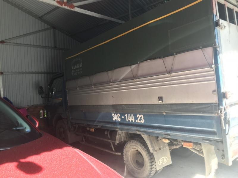 Bán xe K165 đã qua sử dụng đời 2016 ,thùng mui bạt