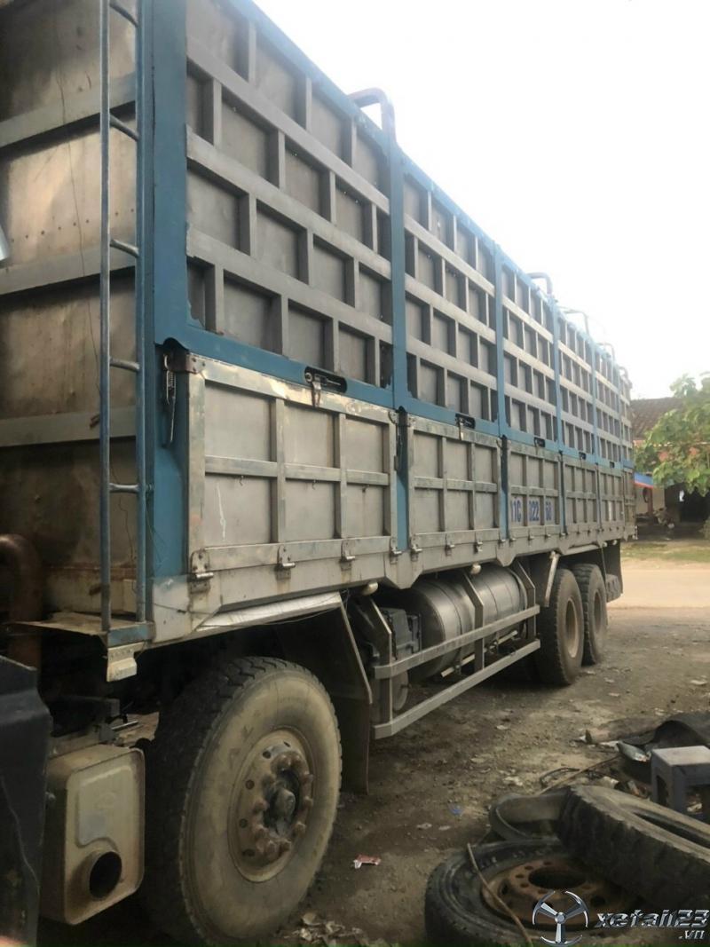 Bán xe CAMC sản xuất năm 2013 thùng mui bạt, sẵn xe giao ngay