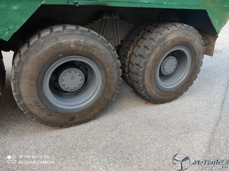 Bán xe Howo 3 chân sx 2008 , vừa đăng kiểm giá 420 triệu
