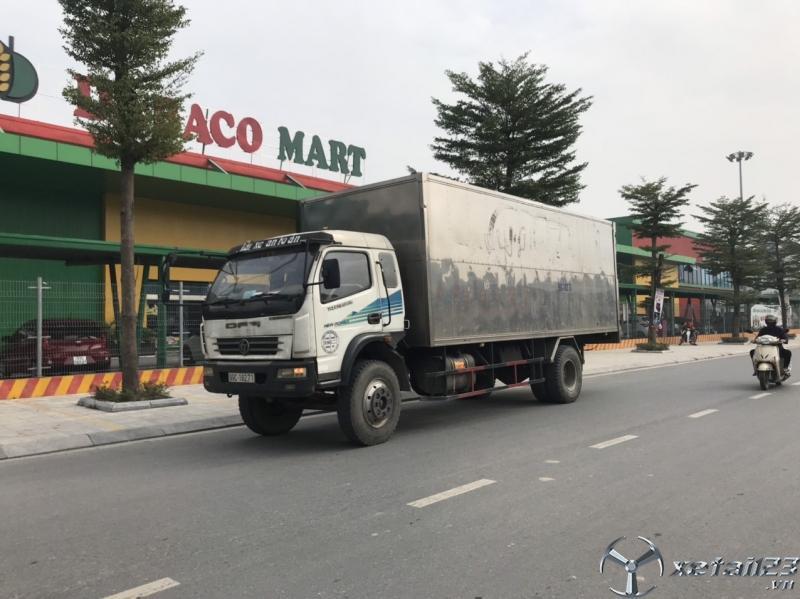 Xe Trường Giang sản xuất 2014 thùng kín đã qua sử dụng cần bán với giá 320 triệu