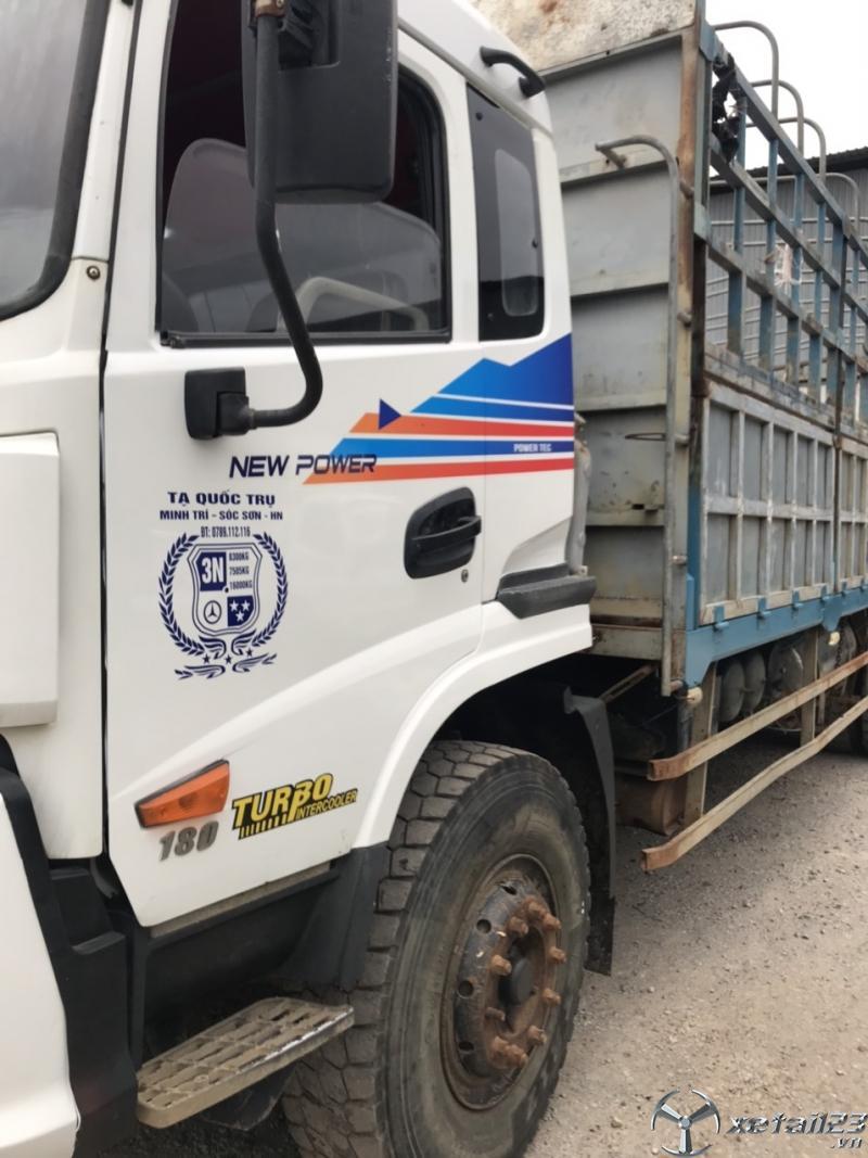 Xe Trường Giang sx 2014 thùng mui bạt cần bán với giá chỉ 420 triệu