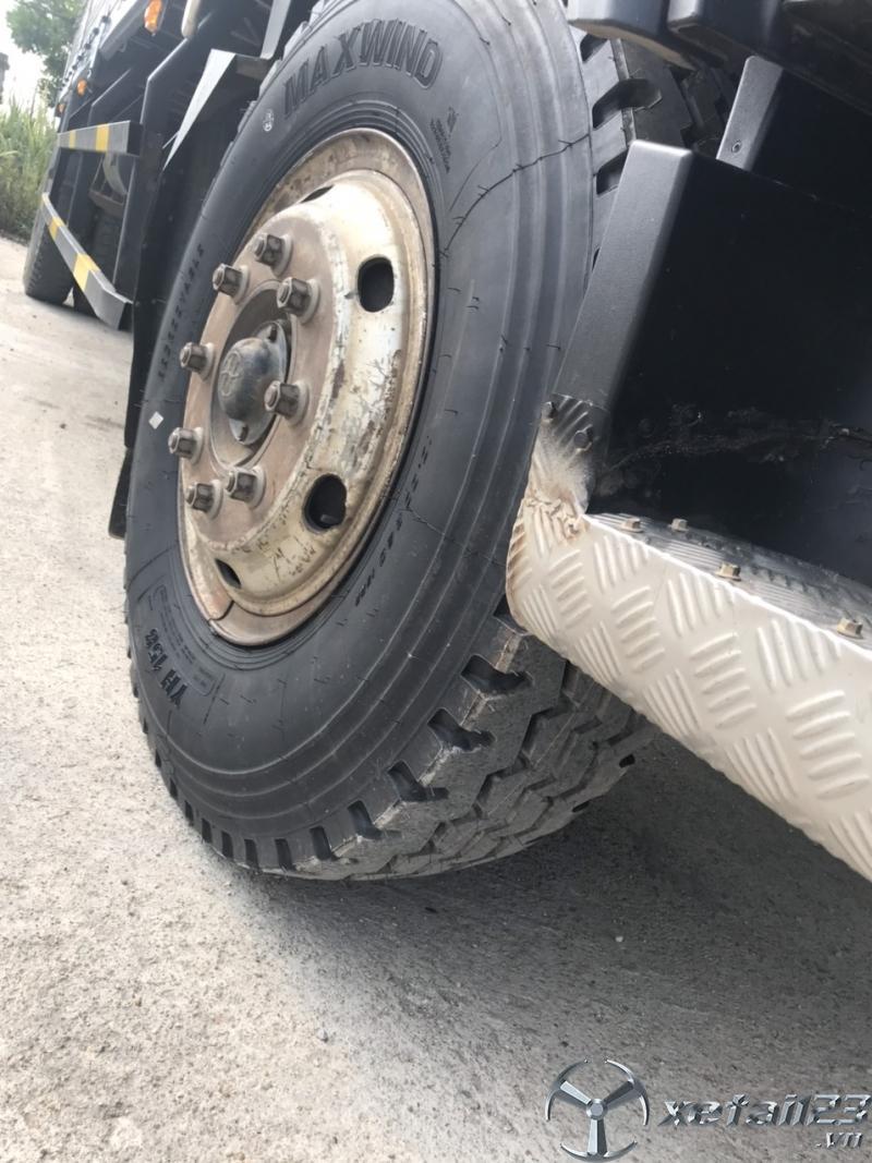 Bán xe Thaco Auman sản xuất năm 2016 đã qua sử dụng phiên bản thùng mui bạt giá 465 triệu