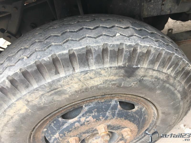 Cần bán xe Trường Giang sx 2011 thùng mui bạt