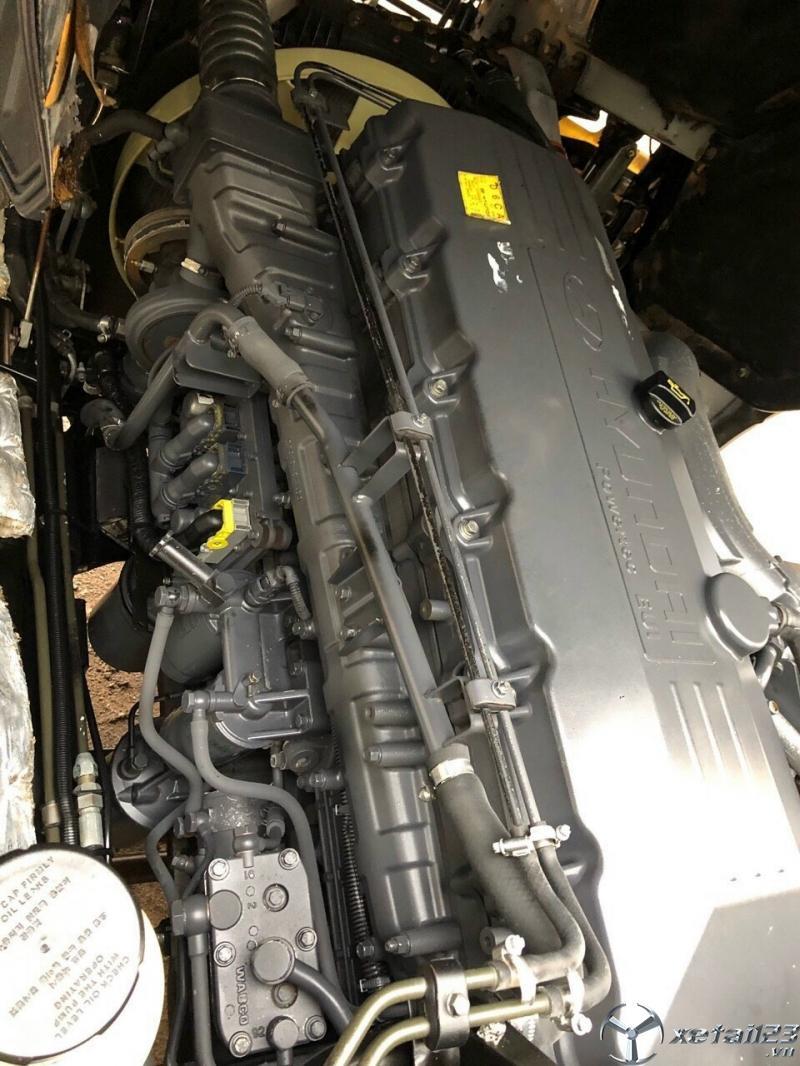 Cần bán xe Hyundai HD270 12,5 tấn đời 2016